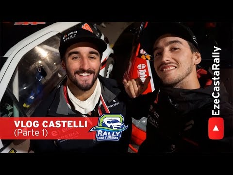 VLOG RALLY DE CASTELLI RMyS 2018 (Parte 1) - EzeCastaRally