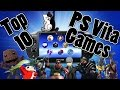 Top 10 PS Vita Games of All Time!