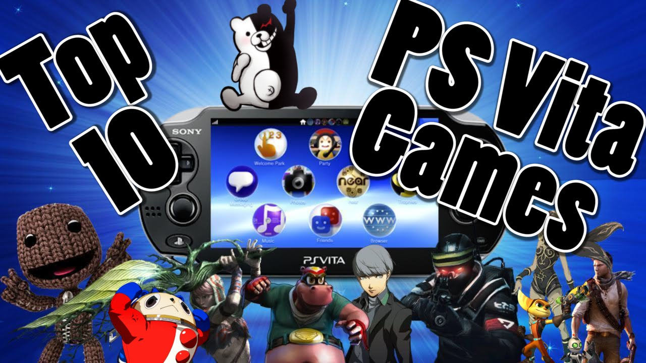 Ps Vita All Games : Top ps vita games of all time youtube