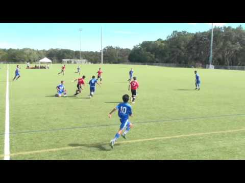 WHYSA Kicks U14 VS WESLEY CHAPEL SC 03 BOYS RED  U14 (11-12-2016)
