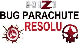 TUTO H1Z1 Résoudre le BUG parachute A & Q clavier AZERTY