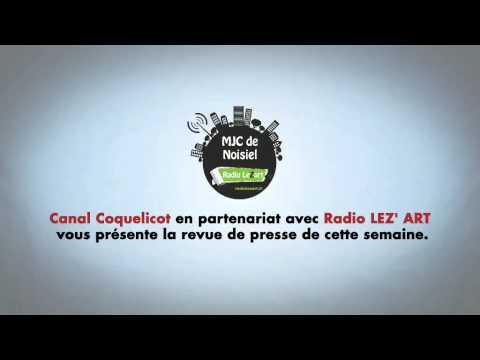 La revue de presse de Radio LEZ'ART