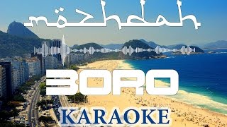 Mozhdah - Boro (Karaoke Version)