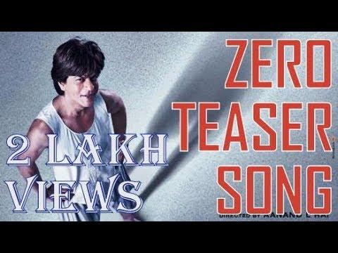 ZERO Teaser Full song | Affoo Khuda | Shahrukh Khan | Katrina | Anushka