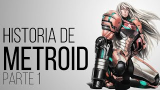Historia de Metroid - Pt1
