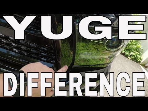 YUGE DIFFERENCE! Ram 2500 Cummins gets a Lighting Upgrade