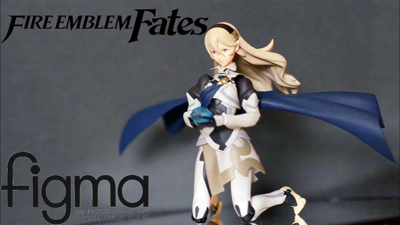 New Authentic figma 334 Fire Emblem CORRIN if Kamui Figure