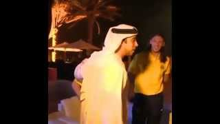 Pemain Manchester City bertemu Sheikh Mansour bin Zayed Al Nahyan