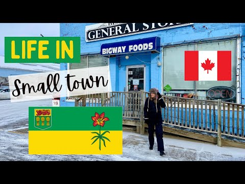10 Things To Know BEFORE You Move To Small Town SASKATCHEWAN