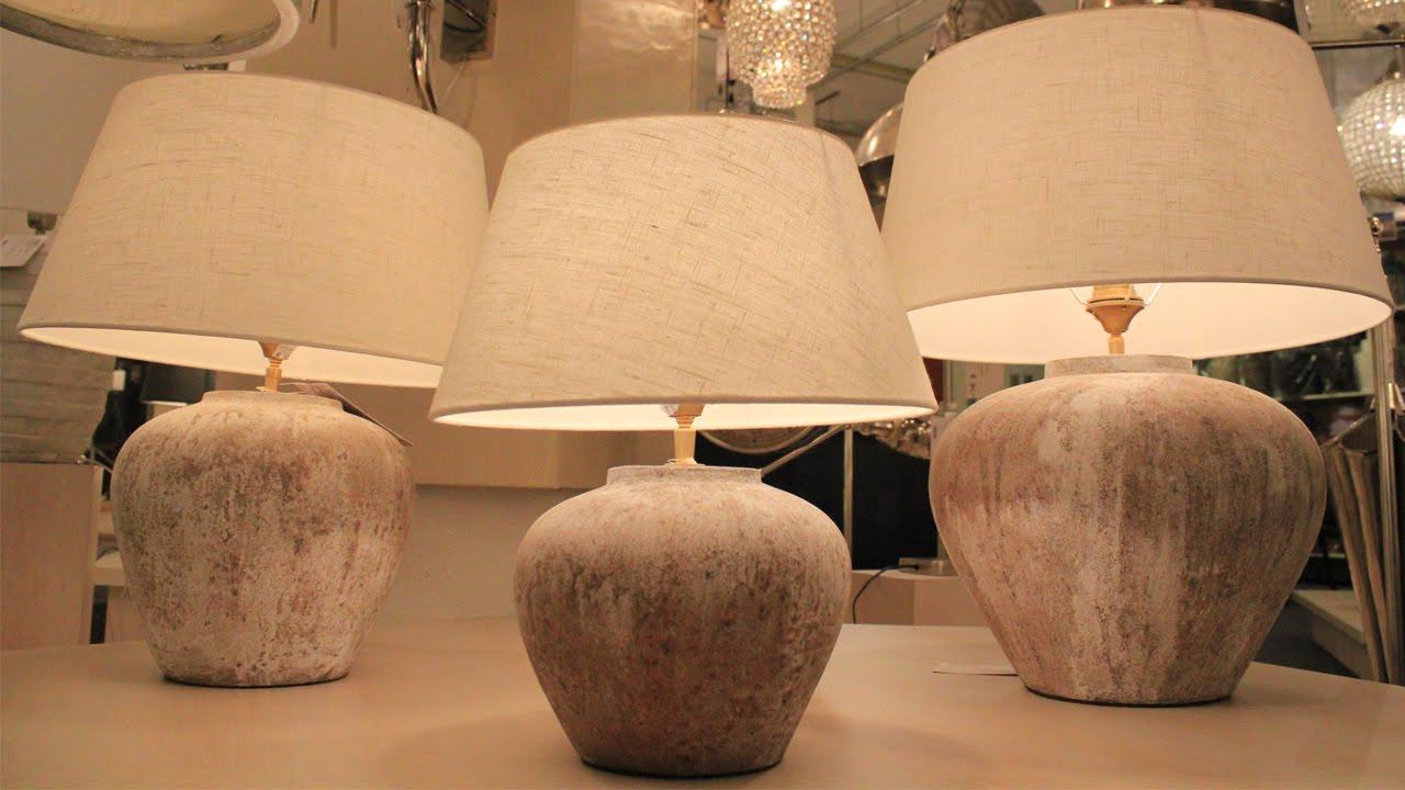 Verlichting Slaapkamer Landelijk : Vaaslamp landelijke stijl gemaakt van aardewerk bekijk alle