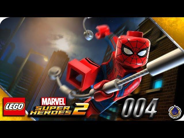 Let's Play LEGO MARVEL SUPERHEROES 2 💥 [004] Radioaktive Lakeien