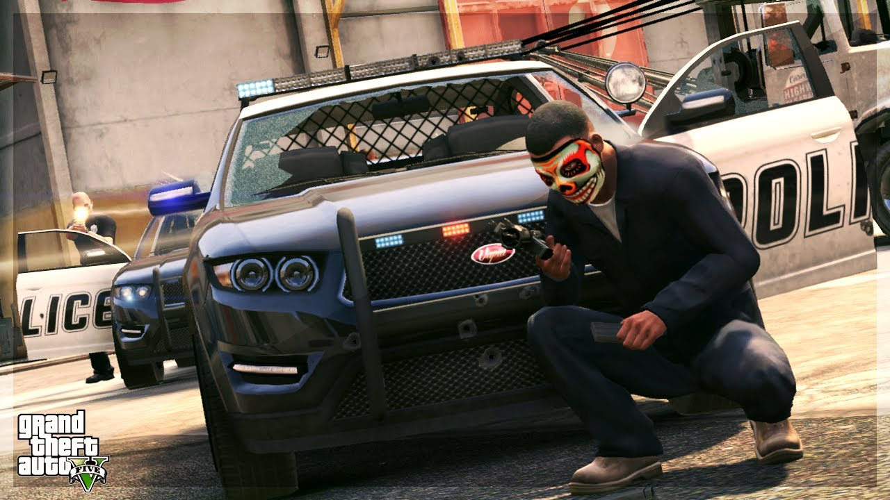 being a police officer in gta 5 online