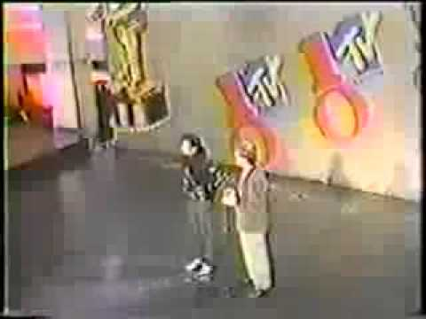 Michael Jackso MTV Networks 1991