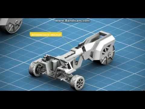 RC Car Design Evolution