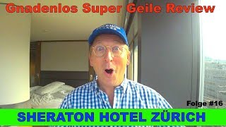 SW SS Airlines First Class  Sheraton Hotel Gnadenlos Super Geile Review 16  Der HON Circle