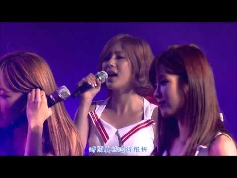 【HD繁體中字】 A Pink -  4月19號 @ Apink 2nd concert  Pink Island