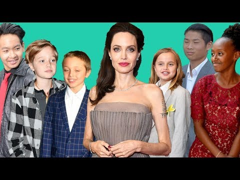 Angelina Jolie's kids: Everything you need to know about them - Видео онлайн