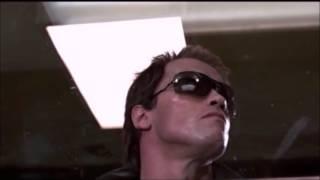 ターミネーター1 警察署襲撃 ものまね吹き替え(大塚明夫、銀河万丈) 銀河万丈 検索動画 13