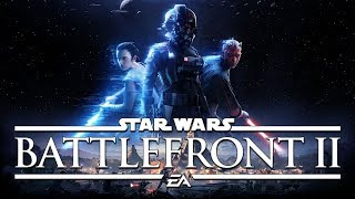 Star Wars Battlefront 2 - PC UltraWide Gameplay