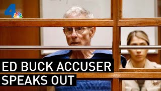 Ed Buck Accuser Speaks Out  | NBCLA