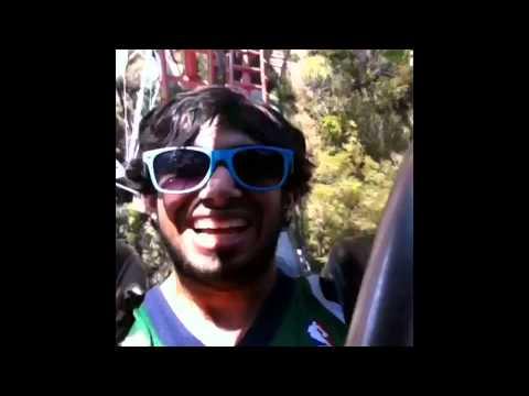 Theme Park Ride Reactions - LA