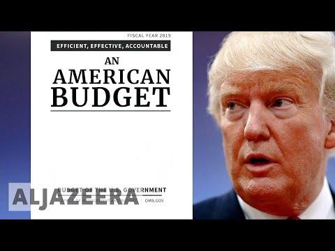 🇺🇸 Trump unveils $4.4 trillion budget proposal