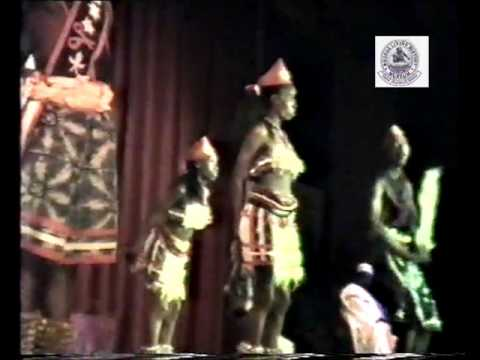 Dance By National Troupe Of Nigeria