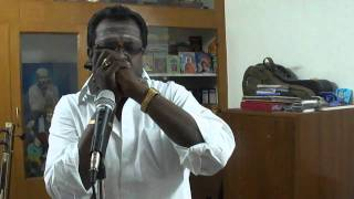 """Uravugal Thodarkathai""in Harmonica By Nanganallur P.V.S.Jagath eesan,chennai Harmonica Teacher,"