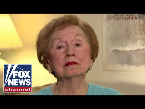 Holocaust survivor meets American soldier who helped free her