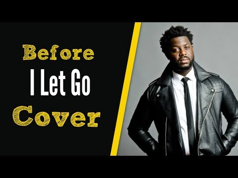 Before I let go cover