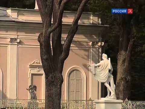 Красуйся, град Петров! Фильм   Ораниенбаум дворец Петра III, Китайский дворец, павильон Катальной го