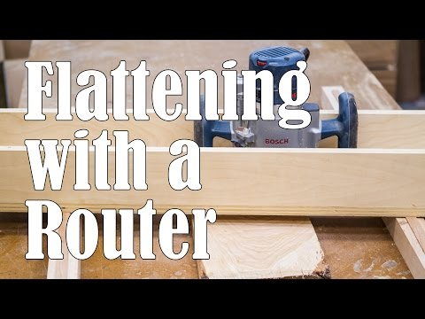 how to use a power planer video