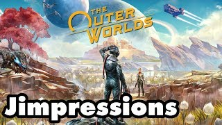 The Outer Worlds - Take Me Home, Outer Worlds! (Jimpressions) (Video Game Video Review)
