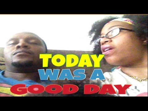 TODAY WAS A GOOD DAY (DAILY VLOG #80) |BLACK DAILY ...