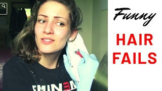 Funny Hair Fails -   बाल कटवाने गलत हुआ - Amazing  Compilation 2020