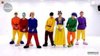 BTS 방탄소년단 - Go Go 고민보다 (mirrored dance practic)