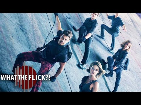 The Divergent Series: Allegiant - Official Movie Review