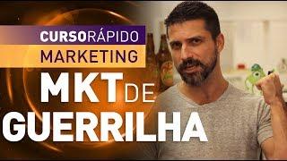 CURSO RÁPIDO MARKETING   MKT DE GUERRILHA