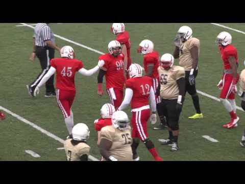 Oakland County Racers vs Detroit Cougars - Game 4, RPFL 2016
