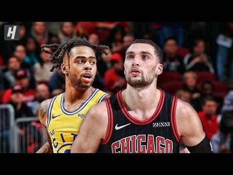 Golden State Warriors Vs Chicago Bulls - Full Game Highlights | December 6 | 2019-20 NBA Season