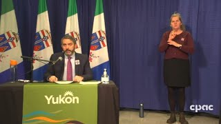 COVID-19: Yukon ends its travel bubble with B.C., announces self-isolation measures – Nov. 19, 2020