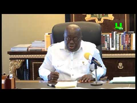 Prez. Akufo-Addo approves Special Prosecutor Bill, four others