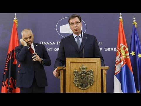 Belgrado: scambio al vetriolo tra il premier albanese e serbo sul Kosovo