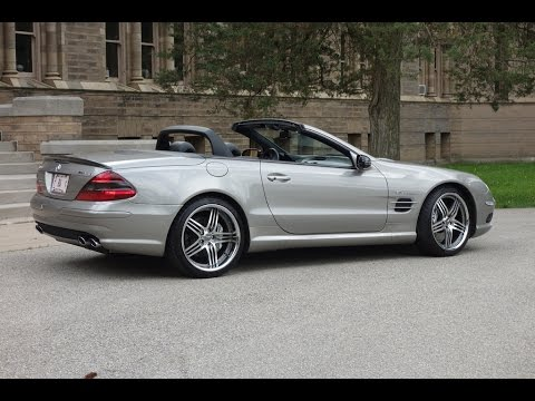 2003 Mercedes Sl55 Amg Convertible National Muscle Cars Youtube