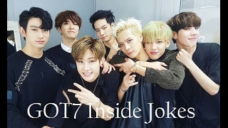 Download GOT7- Inside Jokes #1/3 (and then... eat, wang gae park gae, oh my stress, ...)