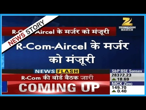 Merger of Reliance Communications Mobile business with Aircel possible