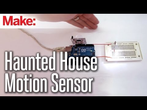 DIY Hacks & How To's: Motion Sensor
