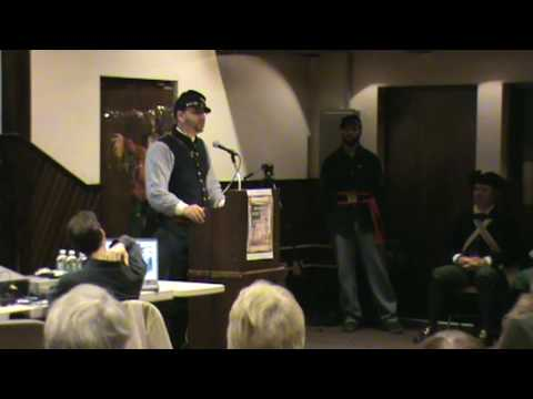 2009 New England History Festival: 54th Mass Volunteer Company - Part III