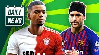 Neymar darf PSG verlassen! Henrichs zum FC Bayern?