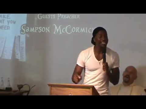 I Am Gay And Loved By GOD - Sampson (Stand Up Comedian)